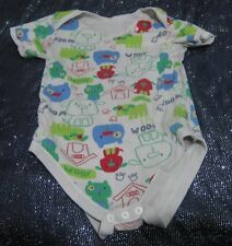 Great George Vest with poppered bottom with dog display 18 - 24 months