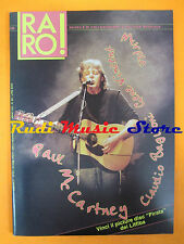 rivista RARO 59/1995 Paul McCartney Murple Gene Vincent Claudio Baglioni  No cd