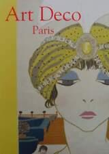 LIVRE/BOOK : Art Deco Paris (paul poiret,raoul dufy,erté,georges lepape,delaunay