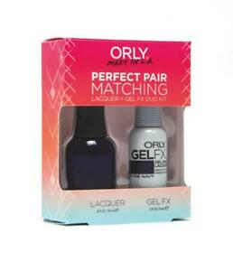 Orly Perfect Pair Matching Gel & Polish Duo (Updated to Winter 2020) - Pick Any