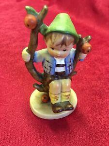 "Goebel Figure: Lovely Condition West German Figurine:""Apple Tree Boy""C1940's"