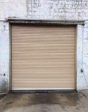DuroSTEEL JANUS 12'x14' Commercial 1000i Series Insulated Roll-up Door DiRECT