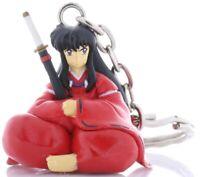 InuYasha Keychain Mascot Charm Figure Figurine Key Holder 2 InuYasha (Human)