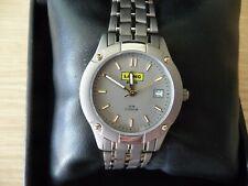 Mens Collectable Vintage Laing Seiko Titanium Watch serial 00037