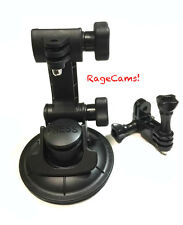 GSC30 GOPRO HD HERO HERO2 HERO3+HERO4 HERO5 WINDOW SUCTION CUP CAMERA CAM MOUNT