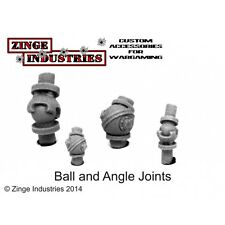 Zinge Industries Ball & Socket Set De Joint 2x styrène tubes 160 mm longueur 5.5 BLJ02