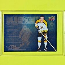 "PHIL ESPOSITO  2015-16   "" BLUEPRINT ""   Full Force   Boston Bruins"