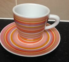 BODUM ESPRESSO CUP AND SAUCER LOVELY