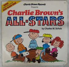 Schulz 33 tours Charlie Bown's all stars