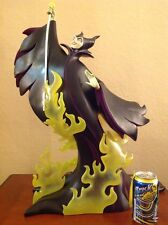 RARE Disney Maleficent Sleeping Beauty Big Fig Figure Statue Evil Villain