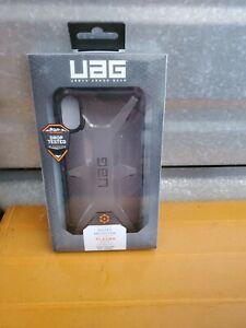 Urban Armor GearPlasma Series Case for iPhone XR (Ash)