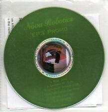 (422J) Nova Robotics, EP3 - DJ CD
