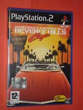 PS2 GIOCO-PER PLAYSTATION 2- PIEDIPIATTI A BEVERLY HILLS- sigillato- IN ITALIANO