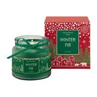 Avon Winter Fir Mini Candle ~ fragranced candle