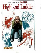 Lot Of 6 Highland Laddie Dynamite Comic Books # 1 2 3 4 5 6 The Boys JC13