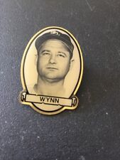 Early Wynn Chicago White Sox Lapel Hat Pin