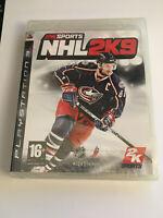 NHL 2K9 Sony PlayStation 3 2K Sports PS3 PAL UK Brand new sealed