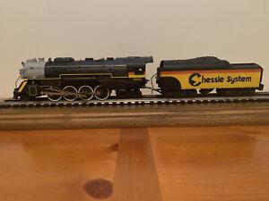 """Lionel Chessie Steam Special 2-8-4 Berkshire Engine & Tender #8003 """"New"""""""