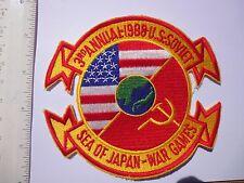 Military Aviation USN 3rd Annual 1988 Soviet War Games Sea of Japan