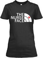 The Nurse Face Gildan Women's Tee T-Shirt