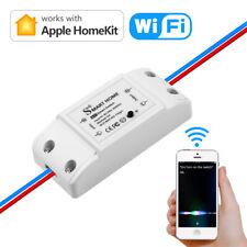 Apple Homekit Lichtschalter Smart Home Schalter WiFi APP Siri Stimme Steuerung