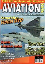 Aviation News 2009 December Fairey Rotodyne,BAC 1-11,Federal Express
