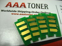 4 x Toner Chip Extra High Capacity for Dell S3840cdn, S3845cdn Cartridge Refill