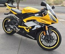 2006-2015 Yamaha R6 New Breed Rail Cage