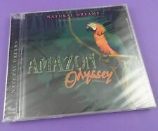 Natural Dreams Music For Relaxation: Amazon Odyssey CD - Still Sealed !