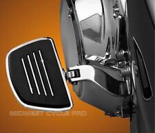 Kuryakyn Chrome Mini Floorboards For Harley Davidson Passenger or Driver (4392)