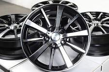 17x7 Wheels Rims Fit Mercedes Audi Volkswagen 5x112 A4 TT C230 C280 C350 Golf