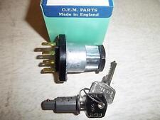 Triunfo de ignición de interruptor de barril y conjunto de cerradura T120 T140 T150 Lucas & wbh 82-6981 Gen