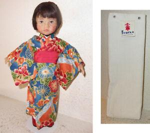 Dianna Effner Tuesday's Child  Boneka Doll - Akiko - UFDC 2008