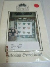 VICTORIAN SWEETHEART Quilt Pattern by Stitchy Fingers 1990
