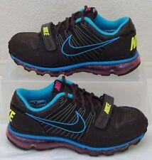Vintage Nike Shoes Air Max TR1 Brown Blue Pink Mens US Size 7.5 UK 6.5 EUR 40.5