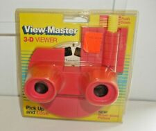 * SEALED * VIEWMASTER VIEWER RED MODEL M VINTAGE 1986 RARE MINT / UNOPENED  G367