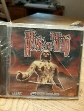 The House Of The Dead. Sega Saturn Videospiel Japan NTSC-J.