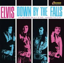 NOUVEAU CD IMPORT ELVIS PRESLEY- DOWN BY THE FALLS- NIAGARA FALLS 75- TOUCHDOWN