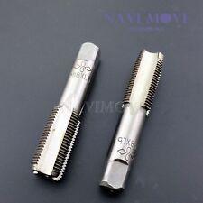 New HSS 18mmx1.5 Metric Taper & Plug Tap Right Hand Thread M18x1.5mm Pitch USA