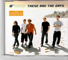 (FM64) O Town, These Are The Days - 2002 CD