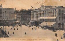 BORDEAUX - Place de la Comédie - l'Hôtel  de Bordeaux