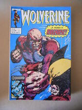 WOLVERINE n°18 1990 Play Press Marvel [G818]