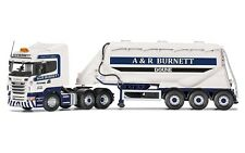 CC13778 Corgi Scania R Feldbinder Tanker A&R Burnett 1:50 Scale New Boxed UK