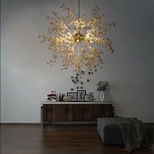 LED Chandelier Fireworks Pendant Lamp Ceiling Lights Home Modern Dandelion Decor