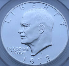 1972-S Eisenhower Dollar $1 - PCGS PR70 DCAM Silver 💎💎💎⭐️⭐️⭐️