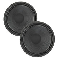 Pair Eminence Patriot Swamp Thang 12 inch Lead Rhythm Guitar Speaker 16 ohm 150W
