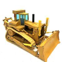 Vintage Caterpillar CAT D11N Dozer W/ Ripper Conrad Diecast 1:50 Scale Bulldozer