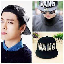 KPOP GOT7 Jackson Adjustable Cap Baseball Hat Snapback WANG Caps