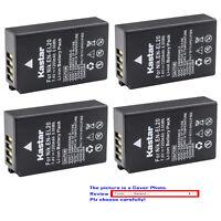 Kastar Replacement Battery for Genuine Nikon EN-EL20 EN-EL20a & OEM Nikon MH-27