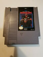 WCW World Championship Wrestling (Nintendo Entertainment System, 1990) free ship